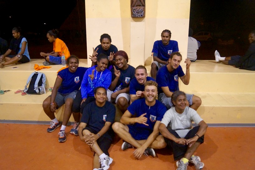 Tournoi de volley-ball inter-services 2015